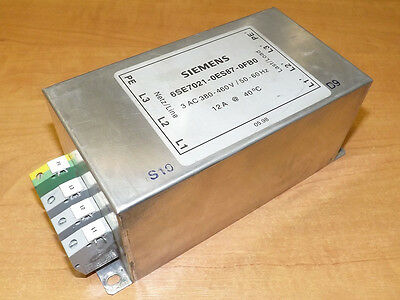 Siemens 6SE7021-0ES87-0FB0 - Radio Interference Filter