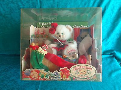 Briarberry Merryberry Night Before Christmas Teddy Bear