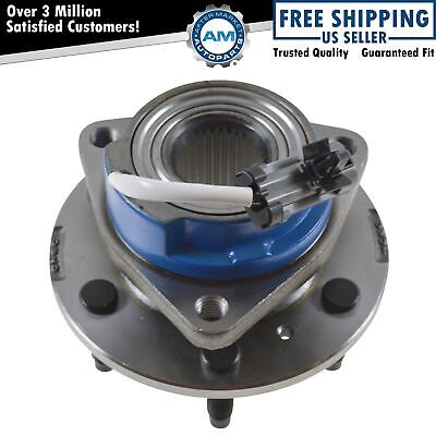 TRQ Front Wheel Hub & Bearing Left or Right NEW for Buick Chevy Pontiac Saturn