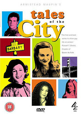 Tales Of The City Dvd New Region 2