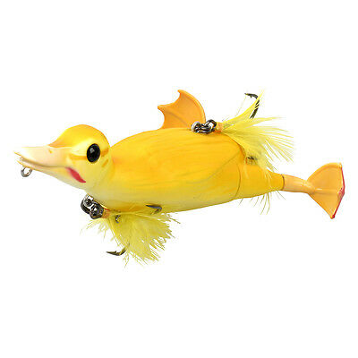 Sg Suicide Duck 10510,5Cm 70G Yellow - 53734