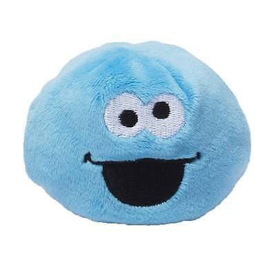 GUND Sesame Street Cookie Monster Beanbag Soft Toy New With Tags 4048669