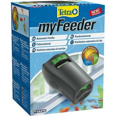 Tetra myFeeder ,Fish Food Machine Fish Feed Fodder • EUR 42,88
