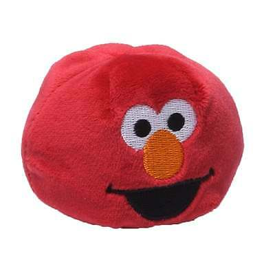 GUND Sesame Street Elmo Beanbag Soft Toy New With Tags 4048670