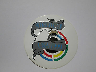 Vintage USA 1990 World Cup Shooting UIT ISSF Sticker