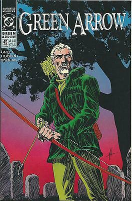 Green Arrow #45 (Dc) (1988 Series)