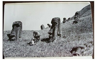1954 - EASTER ISLAND - RAPA NUI GUANO SLAVES -  Preservation and Politics - 12