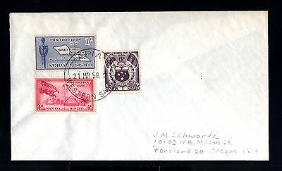 13007-SAMOA I SISIFO-FIRST DAY COVER APIA.1958.British.FDC.Enveloppe.Brief.