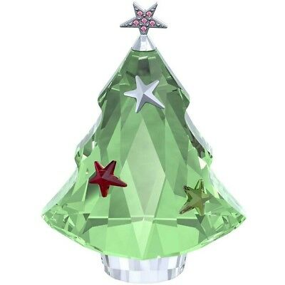 Swarovski Crystal Christmas Figurine CHRISTMAS TREE #5003401 New