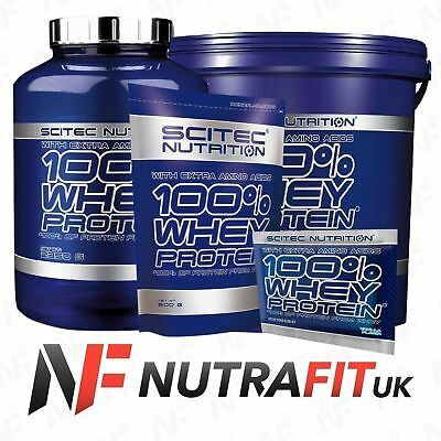 Scitec Nutrition 100% Whey Protein Amino Acids