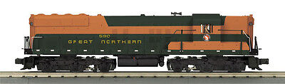 MTH 30-20195-1, O Scale, SD-9 Diesel Engine w/Proto-Sound 3.0 - Great Northern