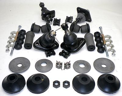 Ford Galaxie 1965 - 1972 Front End Rebuild Kit  65 66 67 68 69 70 71 72