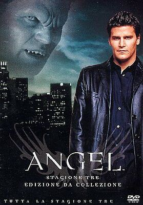 Angel - Stagione 03  6 Dvd  Cofanetto  Serie-Tv