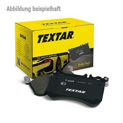 Textar Bremsbeläge hinten BMW 1 2 3 4 X3 + Touring Cabriolet Coupe xDrive