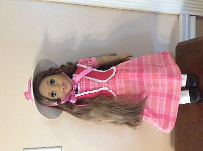 American Girl Doll MARIE GRACE EUC plus outfit