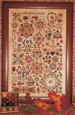 Autumn Quakers - Rosewood Manor New Chart