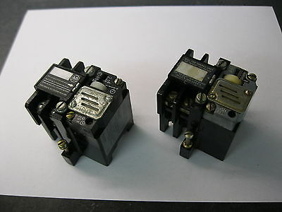 Lot of 2 ALLEN BRADLEY 700-NT Pneumatic Timing Units Time Delay Series C