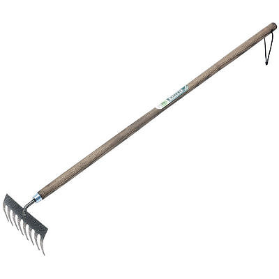 20690 Childrens Childs Young Gardener Rake with Ash Handle