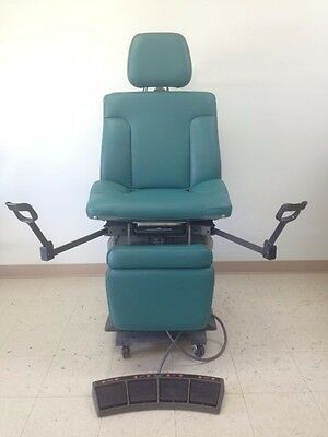 MIDMARK/Ritter 75 Evolution Power Procedure Table Exam Chair w/New Upholstery
