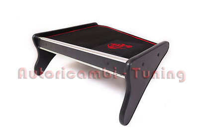 Table Dashboard Front Cabin Wood Black Red Scania Series R From 2010 On