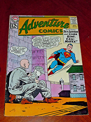 ADVENTURE COMICS #301 (1962) FINE+ cond (6.5)  ORIGIN BOUNCING BOY-- KEY