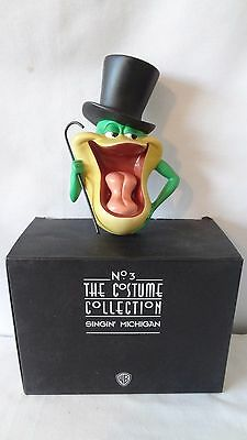 Warner Brothers The Costume Collection 1995 Michigan Frog Wall Hanger MIB #H825.