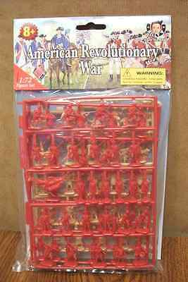 Billy V American Revolutionary War 1/72  Scale Figures