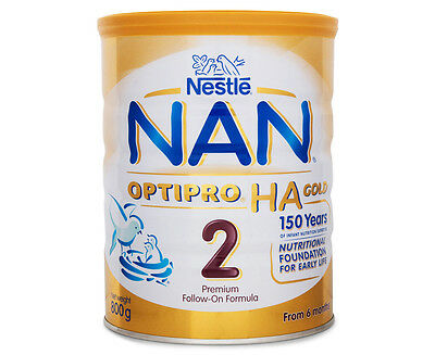 Nestlé NAN Optipro HA Gold 2 Premium Follow On Formula 800g