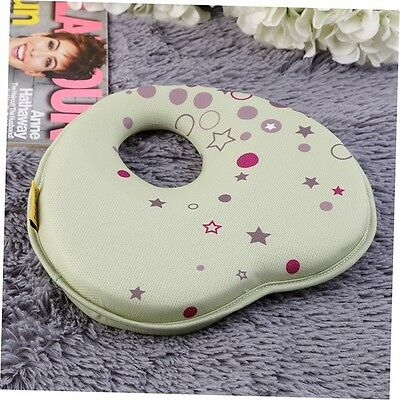 Newborn Baby Infant Anti-roll Support Positioner Head Soft Sleeping Pillow ZA