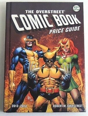 ESZ2468. GEMSTONE The Overstreet Comic Book Price Guide 43rd Edition (2013)  ~