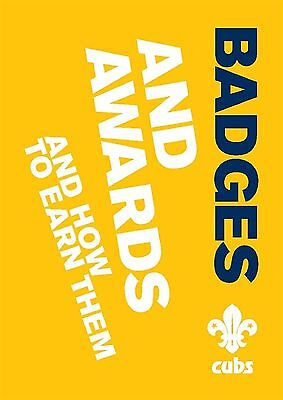 Cub Badges And Awards Book