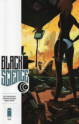 Black Science #4 (NM)`14 Remender/ Scalera