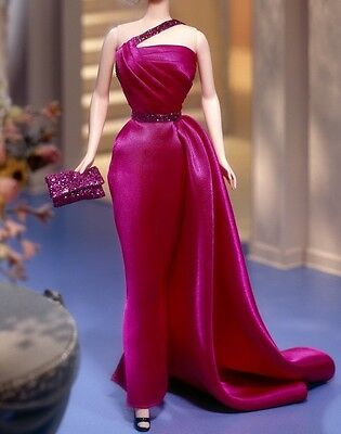 Marilyn Monroe how to marry a millionaire dress silkstone model muse royalty