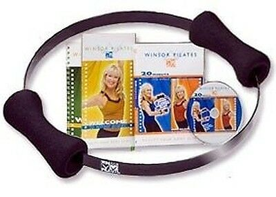 Winsor Pilates Circle Workout with Trainingsring and DVD