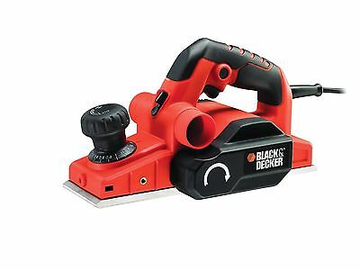Black + Decker 750W High Performance Rebating Planer