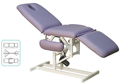 Therapy table electric Lounger Patient chair Massage
