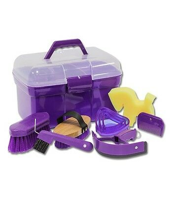 Waldhausen Complete Grooming Box (Lilac)