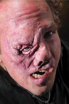 Igor Hunchback Monster Face Dress Up Halloween Costume Makeup Latex Prosthetic