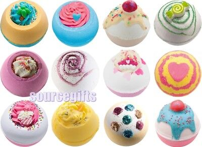 New 12 X Gorgeous Bath Blasters Bomb Bombs Blaster From Bomb Cosmetics