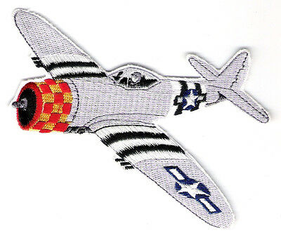 P47 JUG FIGHTER Airplane Aircraft Aviation Collectable Embroidered Patch