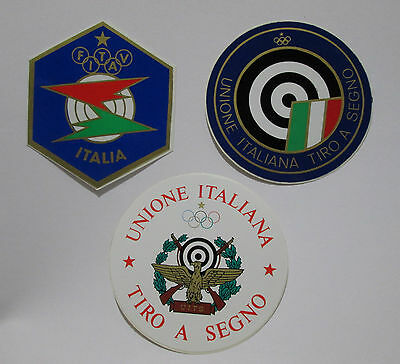 Italia Shooting related stickers
