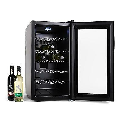 promo cantinetta enoteca frigo vini spumante 8 bottiglie classe b conservazione eur 148 99. Black Bedroom Furniture Sets. Home Design Ideas