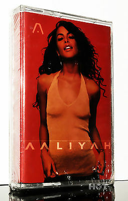 AALIYAH - same 2001 USA 724381008249 NEU NEW MC Kassette tape cassette