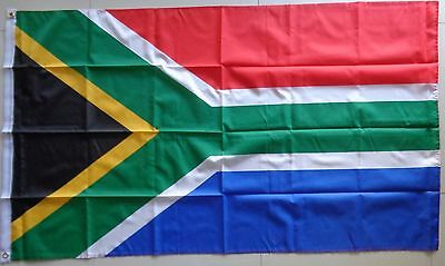 South Africa Flag Large African RSA Flag  AUSPOST REGISTERED TRACKING