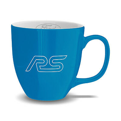 Ford Genuine New RS Mug In Blue 35020394