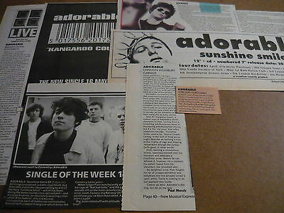 Adorable - Magazine Cuttings Collection (Ref T2)