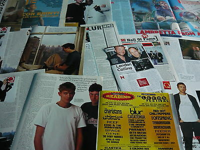 Blur - Magazine Cuttings Collection (Ref R7)