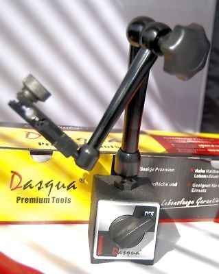 Dasqua Magnetic Base with Mechanical 3-D Jointed Arm 80KG (Ref: 73120010)