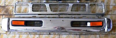 Front Bumper, Grille, Apron for Truck D21 1992-1997 Pathfinder WD21 1991-1995
