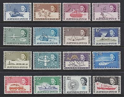 B.A.T. 1963-69 full set of 16 - unmounted mint £275